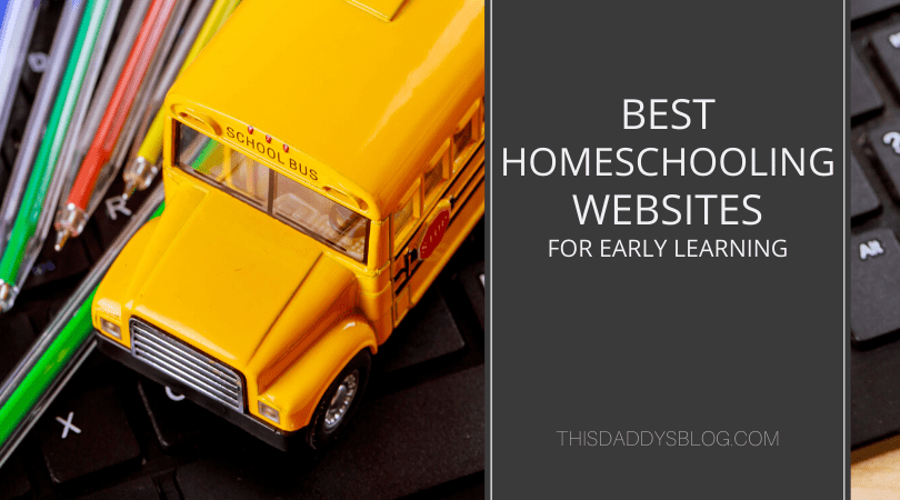 homeschooling websites for early learning